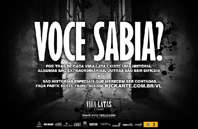 Documentário Vira-Lata