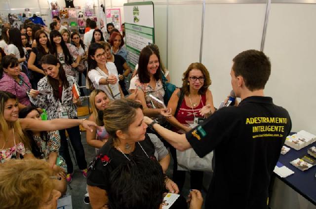 Dr. Pet fala sobre o comportamento animal na PET Rio Expo