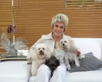 Cachorros da Ana Maria Braga – Pets famosos na telinha