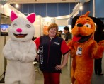 Olga Zabelinskaya fala sobre a profissão de groomer na PET Rio Expo