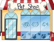 Pet Shop Scooby